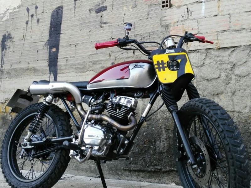 Honda CG 125 Traker